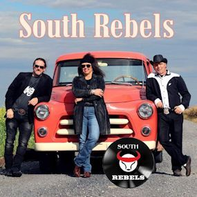 South Rebels trio